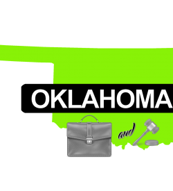 Oklahoma Business and Law Practice Questions