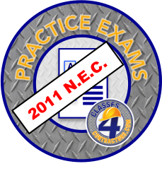 2011 National Electrical Code Practice Questions
