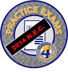 2014 National Electrical Code Practice Questions