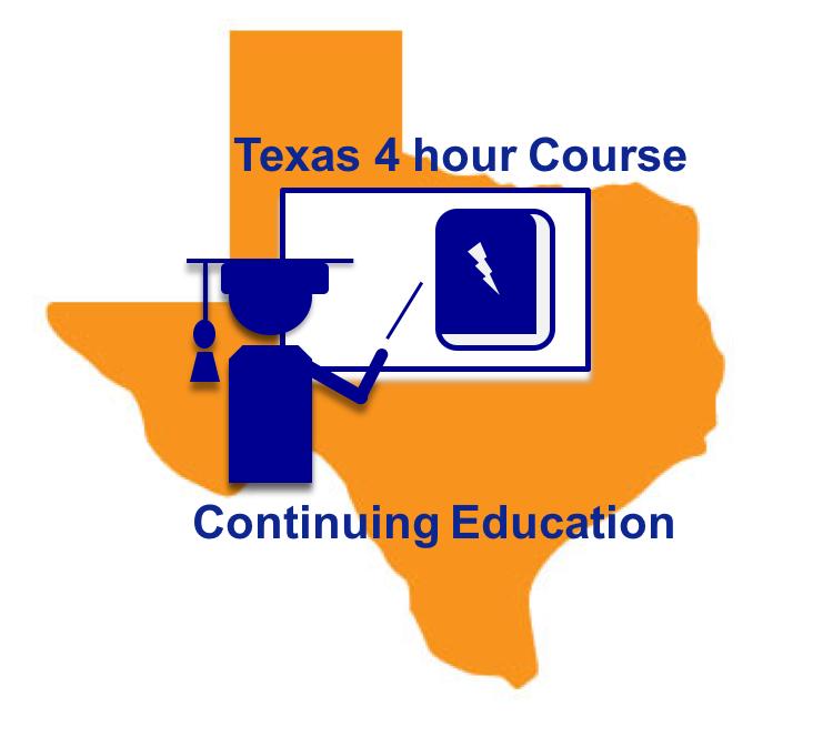 Texas Electrical Continuing Education Course - $17.95 - No ...