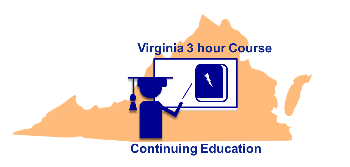 Virginia Electrical Continuing Education Course 19 95