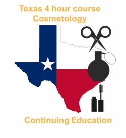 Texas Cosmetology Continuing Education